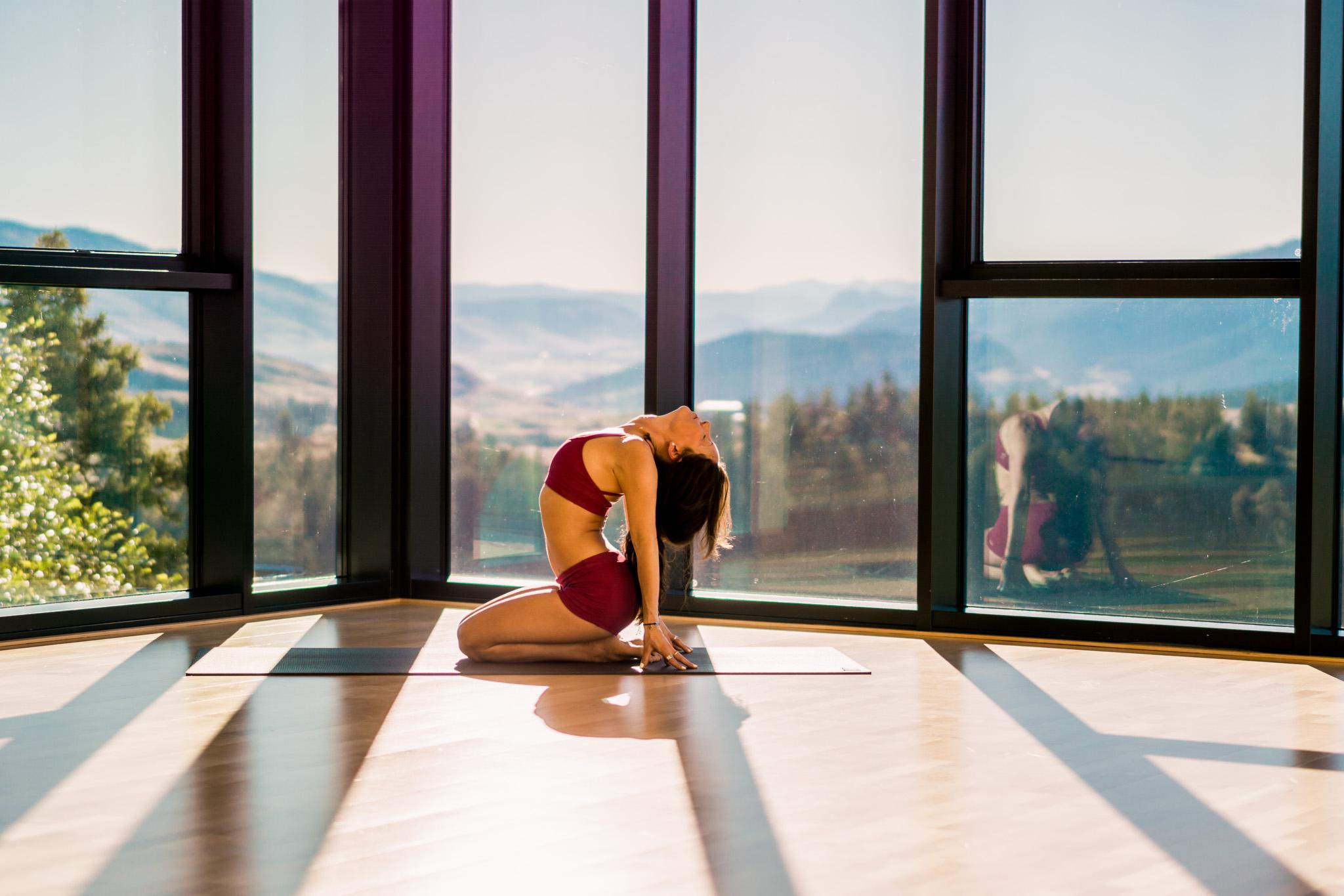Yoga Vernon, BC